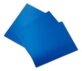 Trophy Aluminium Sheet - Matt Blue Anodised