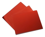 Trophy Aluminium Sheet - Bright Red Anodised