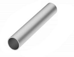 Aluminium Round Tube 6063T6, Mill Finish